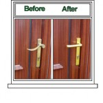Door Handle Replacement -Window & Door Doctor (West Midlands) Spares, repairs and replacements to double glazing, locks and hindges - Halesowen, Blackheath, Kingswinford, Stourbridge, Lye, Hagley, Oldswinsford, Brierley Hill, Dudley.